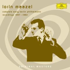 Complete Early Berlin Philharmonic Recordings - Berliner Philharmoniker, Lorin Maazel