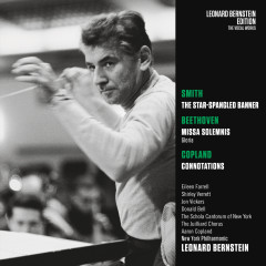 Smith: The Star-Spangled Banner - Beethoven: Missa solemnis in D Major, Op. 123 - Copland: Connotations for Orchestra