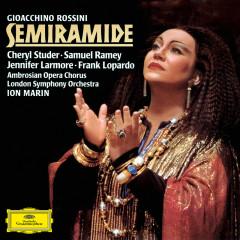 Rossini: Semiramide - Cheryl Studer, Jennifer Larmore, Frank Lopardo, Samuel Ramey, London Symphony Orchestra