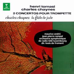 Tomasi & Chaynes: Concertos pour trompette - Chaynes: La Flûte de jade - Maurice Andre, Jean-Pierre Rampal, Orchestre symphonique de Radio-Télé Luxembourg, Louis de Froment