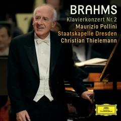 Brahms: Klavierkonzert Nr. 2 (Live From Semperoper, Dresden / 2013) - Maurizio Pollini, Staatskapelle Dresden, Christian Thielemann