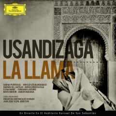 La Llama (En Directo En El Auditorio Kursaal De San Sebastían) - Orquesta Sinfonica de Euskadi, Juan José Ocón