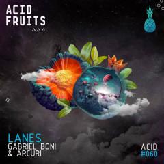 Lanes (Single) - Gabriel Boni, Arcuri