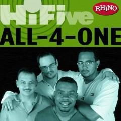 Rhino Hi-Five: All-4-One - All-4-One