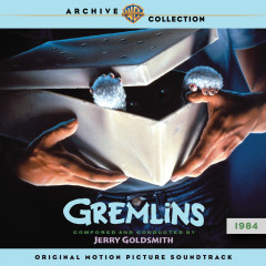 Gremlins (Original Motion Picture Soundtrack) - Jerry Goldsmith