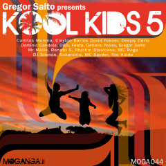 Gregor Salto Presents Kool Kids 5 - Various Artists