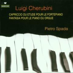 Capriccio Pour Le Fortepiano-Fantasia Pour Le Piano - Pietro Spada