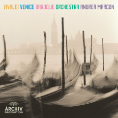 Vivaldi: Concerti e Sinfonie per Archi - Venice Baroque Orchestra, Andrea Marcon