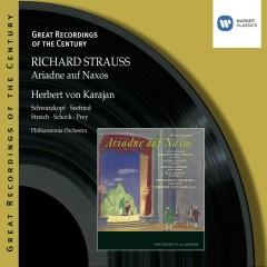 R. Strauss: Ariadne auf Naxos - Philharmonia Orchestra, Herbert von Karajan