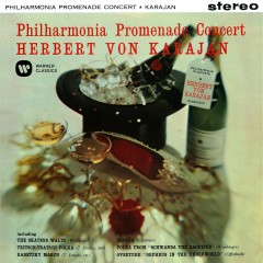 Promenade Concert - Herbert von Karajan, Philharmonia Orchestra