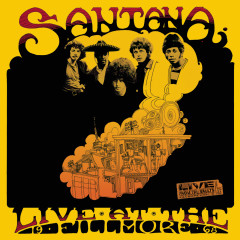 Live At The Fillmore - 1968 - Santana