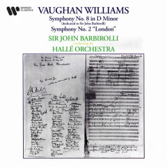 Vaughan Williams: Symphonies Nos. 2
