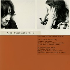 Unbelievable World - NANA