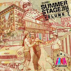 SummerStage 2014 Fania 50th Anniversary, Vol. 2 - Various Artists