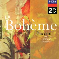 Puccini: La Bohème - Renata Tebaldi, Carlo Bergonzi, Coro dell'Accademia Nazionale Di Santa Cecilia, Orchestra dell'Accademia Nazionale di Santa Cecilia, Tullio Serafin