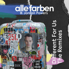 Different for Us - The Remixes - Alle Farben, Jordan Powers