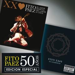 El Amor Despúes Del Amor 20 Anõs (En Vivo) + El Sacrificio