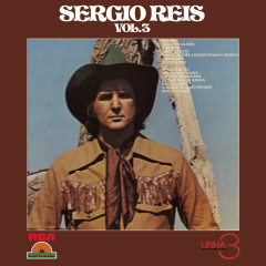 Linha 3 - Disco de Ouro Vol. 3 - Sérgio Reis