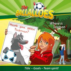 Where is Tasman? - The Ballalloes