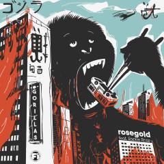 Gorillas - rosegold, Rockie Rose