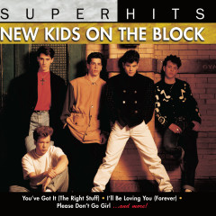 Super Hits - New Kids On The Block