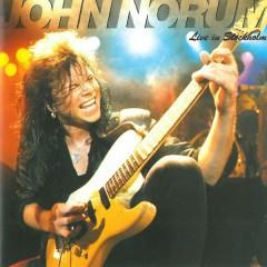 Live in Stockholm - John Norum
