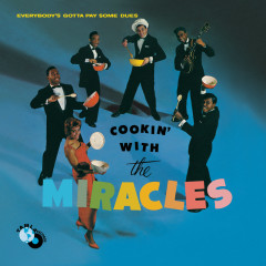 Cookin' With The Miracles - The Miracles
