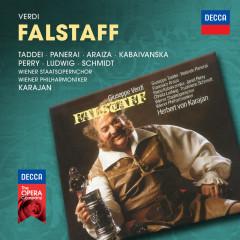 Verdi: Falstaff - Giuseppe Taddei, Rolando Panerai, Francisco Araiza, Raina Kabaivanska, Janet Perry