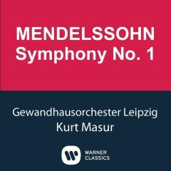 Mendelssohn: Symphony No.1 - Kurt Masur