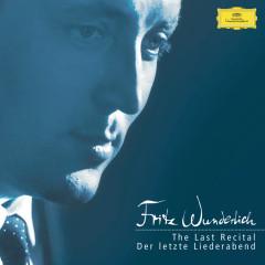 Fritz Wunderlich - Der letzte Liederabend - Fritz Wunderlich, Hubert Giesen