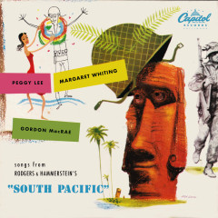 South Pacific - Peggy Lee, Margaret Whiting, Gordon MacRae