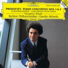 Prokofiev: Piano Concertos Nos.1 & 3 - Yevgeny Kissin, Berliner Philharmoniker, Claudio Abbado