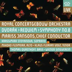 Dvorák: Requiem & Symphony No. 8 (Live) - Royal Concertgebouw Orchestra