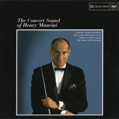 The Concert Sound Of Henry Mancini - Henry Mancini
