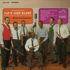 Introducing Cap'n John Handy and His Wild Sax From Down Home