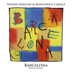 Barcelona (Special Edition - Deluxe) - Freddie Mercury, Montserrat Caballe