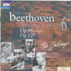 Beethoven: String Quartets, Op.95
