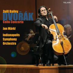 Dvořák: Cello Concerto - Zuill Bailey, Jun Markl, Indianapolis Symphony Orchestra