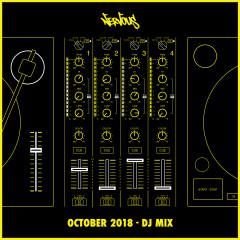 Nervous October 2018: DJ Mix - Various Artists