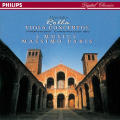 Rolla: Viola Concertos/Concerto in E flat, Op. 3/Divertimento in F/ - I Musici, Massimo Paris