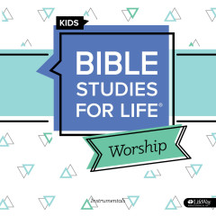 Bible Studies for Life Kids Worship Spring 2021 Instrumentals - EP