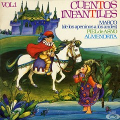 Cuentos Infantiles, Vol. 1 - Various Artists