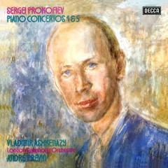 Prokofiev: Piano Concertos Nos. 4 & 5