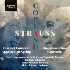 Strauss / Copland - Richard Stamp, Ernst Ottensamer, Stepan Turnovsky