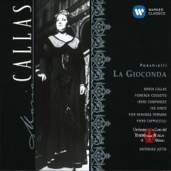Ponchielli La gioconda - Maria Callas, Coro del Teatro alla Scala, Milano, Orchestra del Teatro alla Scala, Milano, Antonino Votto, Pier Miranda Ferraro