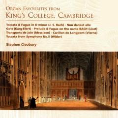 Organ Favourites from King's College, Cambridge - Stephen Cleobury