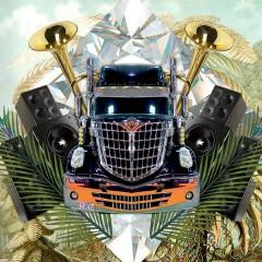 Speaker Pon Truck / Bluku