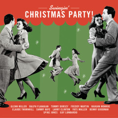 Swingin' Christmas Party - Various Artists