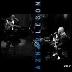 Aznar Lebon (En Vivo en el Teatro ND Ateneo Volumen 2) - Pedro Aznar, David Lebon