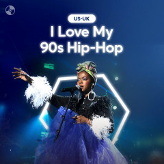 I Love My 90s Hip-Hop - Various Artists